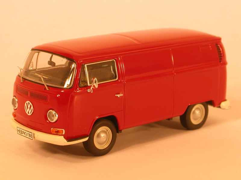 volkswagen combi t2 fourgon premium classixxs 1 43 autos miniatures tacot. Black Bedroom Furniture Sets. Home Design Ideas