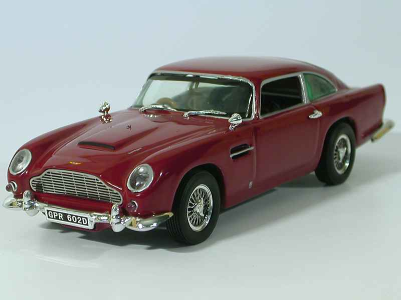 aston martin db5 coup 1963 vitesse 1 43 autos. Black Bedroom Furniture Sets. Home Design Ideas