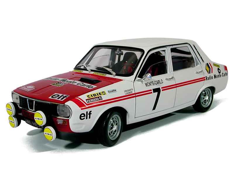 renault r12 gordini monte carlo 1973 solido 1 18 autos miniatures tacot. Black Bedroom Furniture Sets. Home Design Ideas
