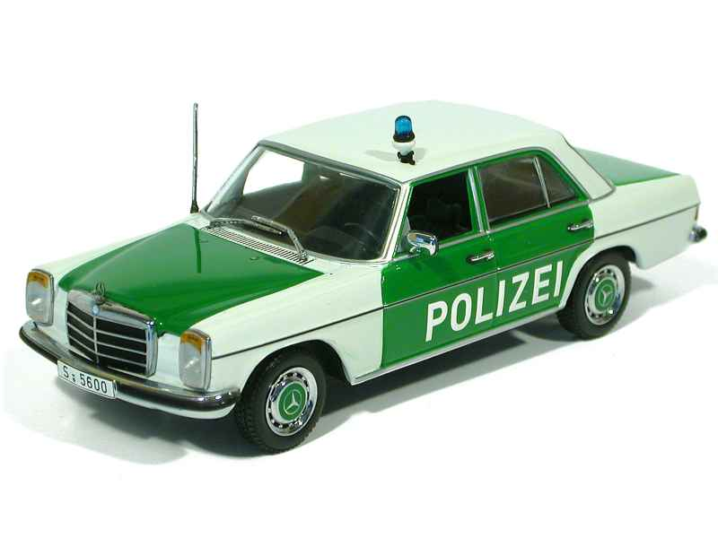 46951 Mercedes 200/ W115 Police 1968