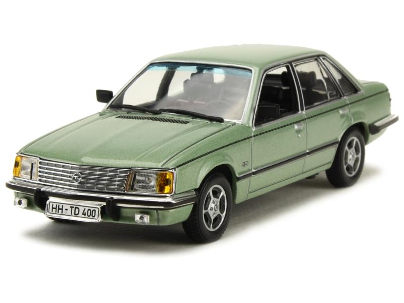 Minichamps - Opel Senator 1980 - 1 43