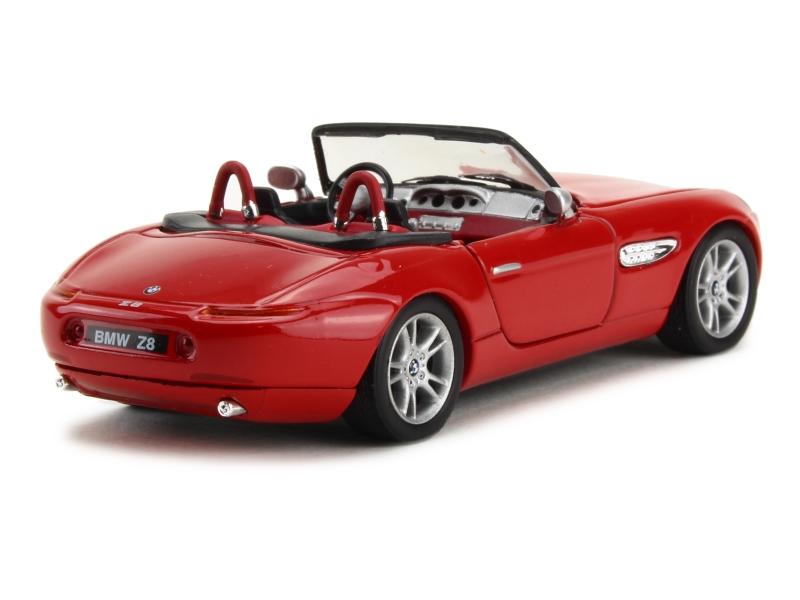 bmw z8 cabriolet e52 1999 oliex 1 43 autos miniatures tacot. Black Bedroom Furniture Sets. Home Design Ideas