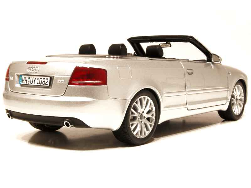 audi a4 cabriolet 2006 norev 1 18 autos miniatures. Black Bedroom Furniture Sets. Home Design Ideas