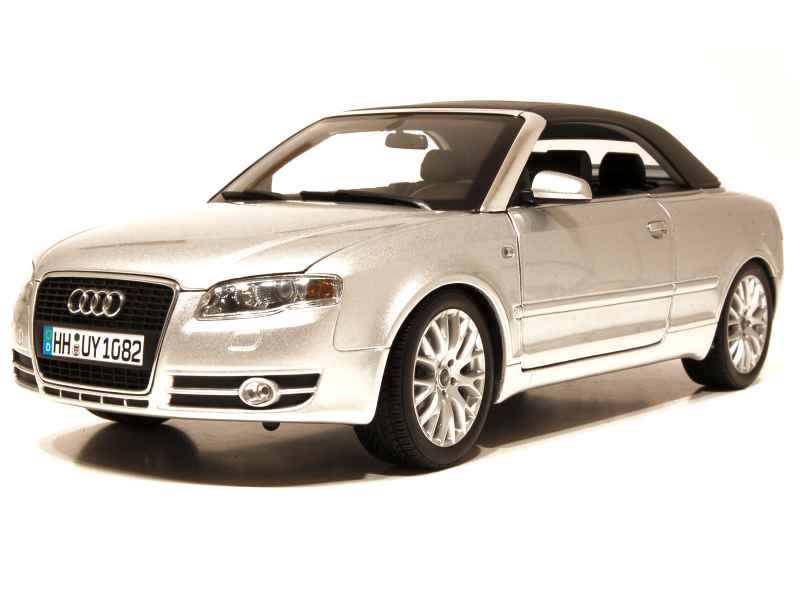 audi a4 cabriolet 2006 norev 1 18 autos miniatures tacot. Black Bedroom Furniture Sets. Home Design Ideas