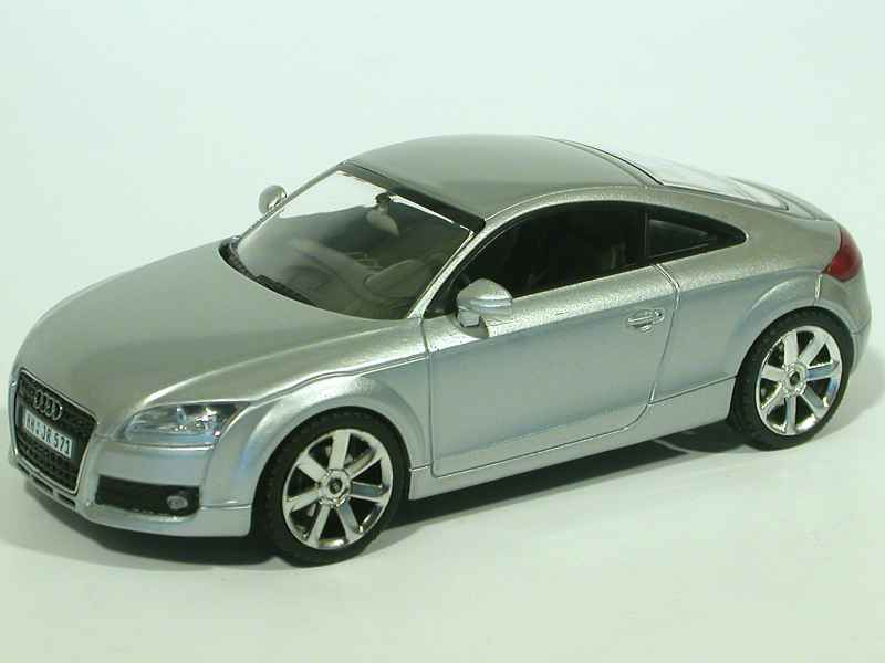 audi tt coup 2006 schuco 1 43 autos miniatures tacot. Black Bedroom Furniture Sets. Home Design Ideas