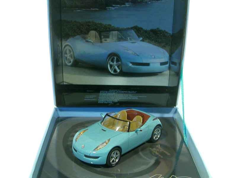 Renault Wind Concept Car 2004 Norev 143 Autos Miniatures Tacot