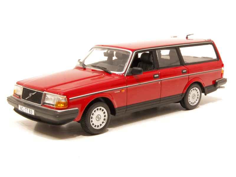 volvo 240 gl break 1986 minichamps 1 43 autos. Black Bedroom Furniture Sets. Home Design Ideas
