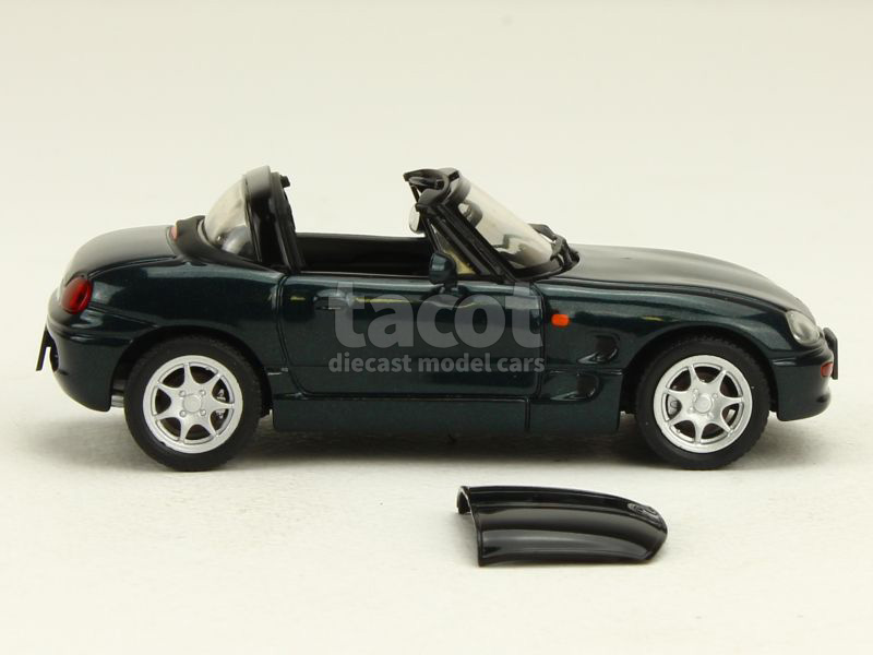 suzuki cappuccino 1991 ebbro 1 43 autos miniatures tacot. Black Bedroom Furniture Sets. Home Design Ideas