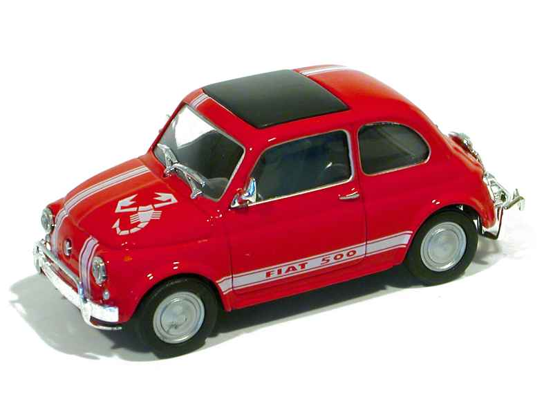 fiat 500 l abarth oliex 1 43 autos miniatures tacot. Black Bedroom Furniture Sets. Home Design Ideas