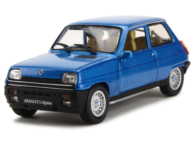 renault r5 alpine turbo 1982 norev 1 43 autos miniatures tacot. Black Bedroom Furniture Sets. Home Design Ideas
