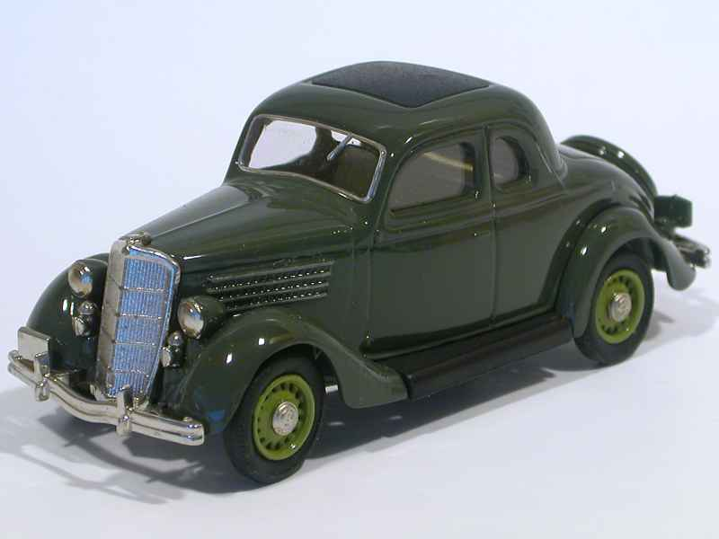 48395 Ford Type 48 Coupe 1935