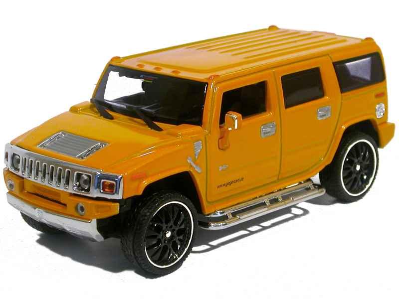 hummer h2 geiger norev 1 43 autos miniatures tacot. Black Bedroom Furniture Sets. Home Design Ideas