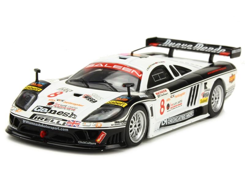 IXO - Saleen S7R FIA GT 2005 - 1 43
