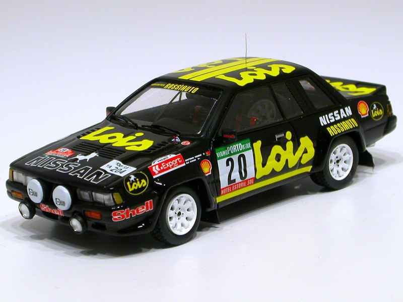 49232 Nissan 240 RS Portugal Rally 1985