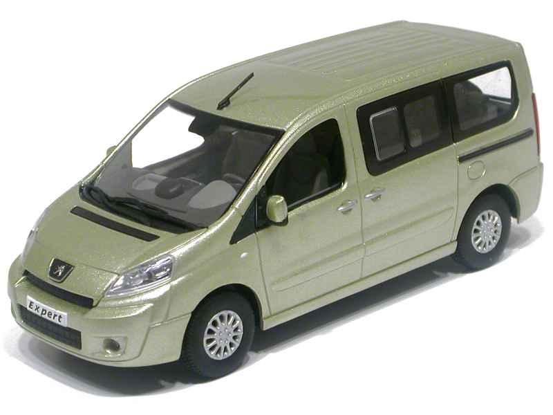 peugeot expert tepee 2007 norev 1 43 autos miniatures tacot. Black Bedroom Furniture Sets. Home Design Ideas