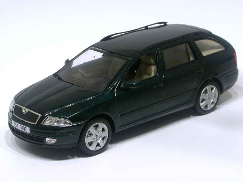 norev skoda octavia break 1 43 ebay. Black Bedroom Furniture Sets. Home Design Ideas