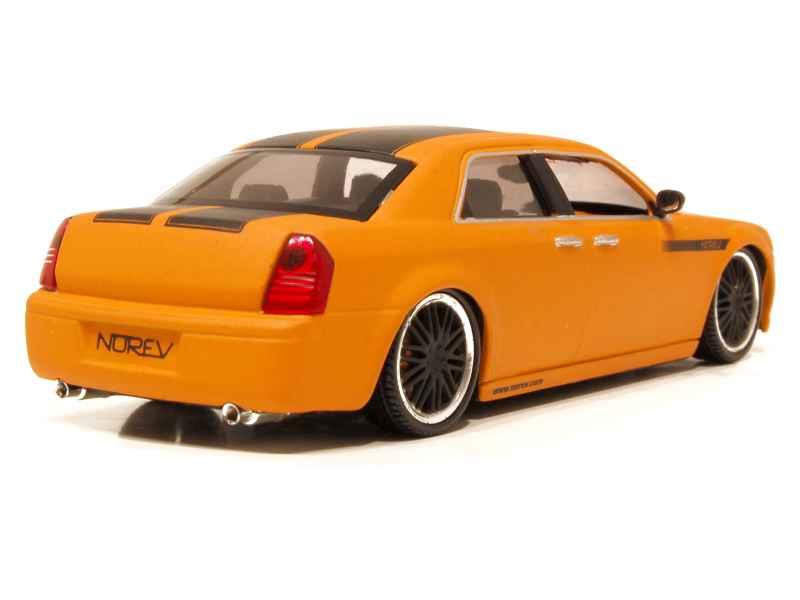 chrysler 300c norev by parotech norev 1 43 autos miniatures tacot. Black Bedroom Furniture Sets. Home Design Ideas