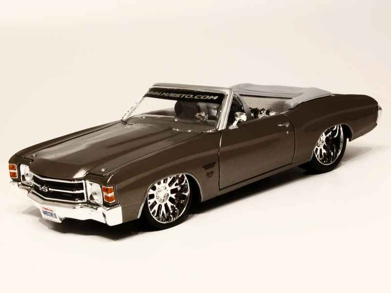 49317 Chevrolet Chevelle SS454 Cabriolet Tuning 1971