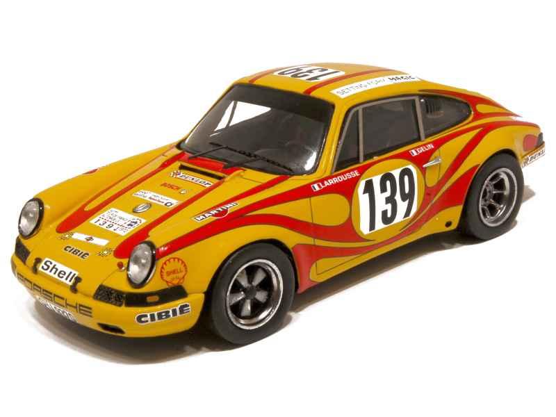 porsche 911 tour de france auto 1970 spark model 1 43 autos miniatures tacot. Black Bedroom Furniture Sets. Home Design Ideas
