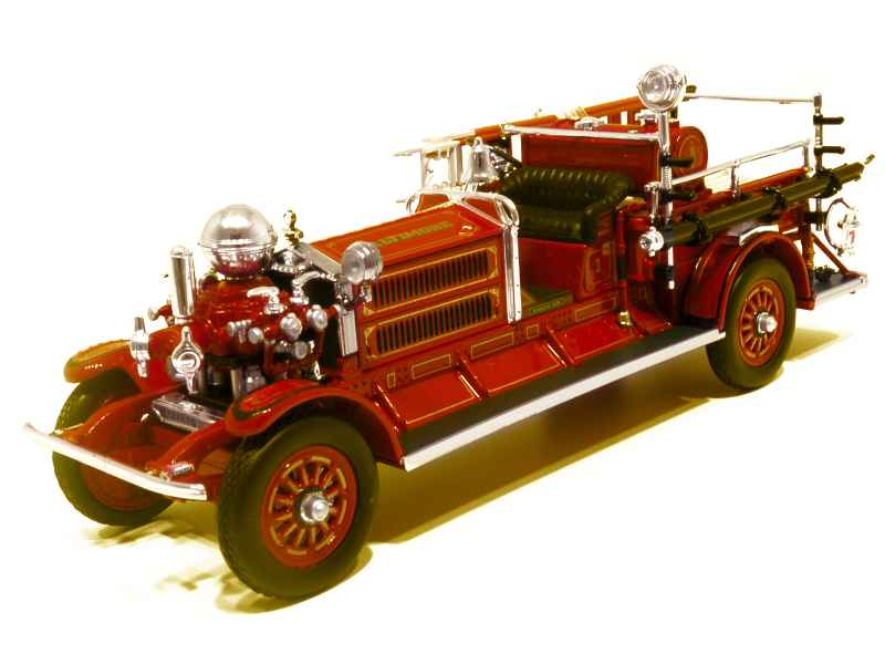 50714 Ahrens Fox N-S-4 Fire Engine 1925