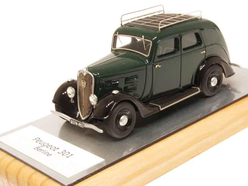 peugeot 301 berline 1936 provence miniatures 1 43 autos miniatures tacot. Black Bedroom Furniture Sets. Home Design Ideas