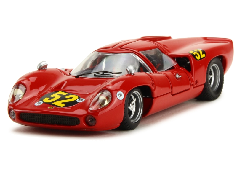 Lola - T70 Coup U00e9 Buenos Aires 1970 - Best Model  43