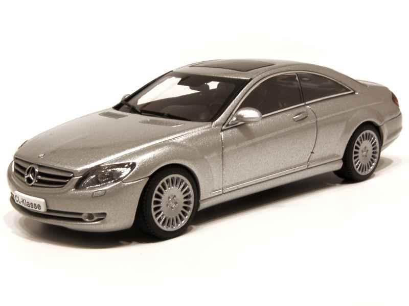 AUTOart - Mercedes CL Class/ C216 2006 - 1/43