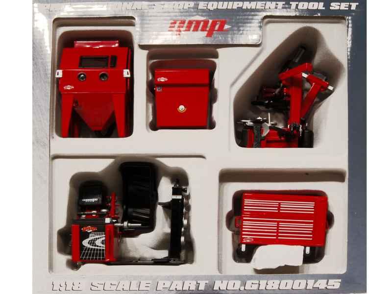 Divers accessoires garage gmp 1 18 autos - Garage qui rachete des voitures occasion ...