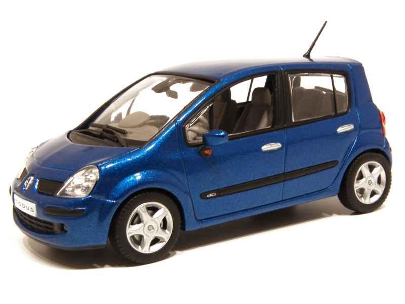 renault modus 2006 norev 1 43 autos miniatures tacot. Black Bedroom Furniture Sets. Home Design Ideas