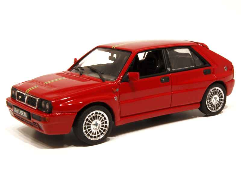 lancia delta hf integrale evo 1992 norev 1 43 autos miniatures tacot. Black Bedroom Furniture Sets. Home Design Ideas