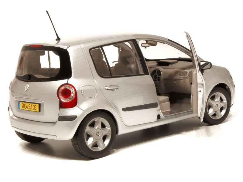 renault modus dci 2006 norev 1 18 autos miniatures. Black Bedroom Furniture Sets. Home Design Ideas