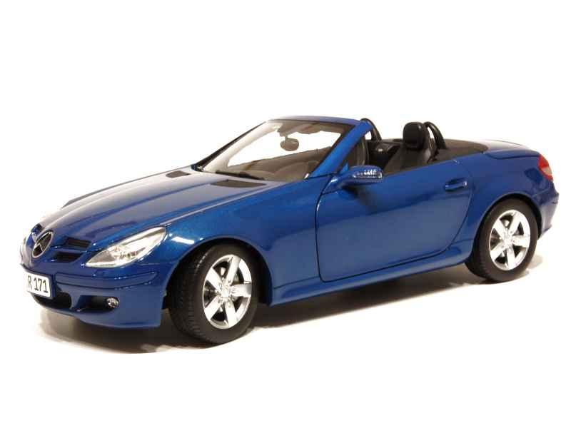 mercedes slk class r171 2004 minichamps 1 18 autos miniatures tacot. Black Bedroom Furniture Sets. Home Design Ideas
