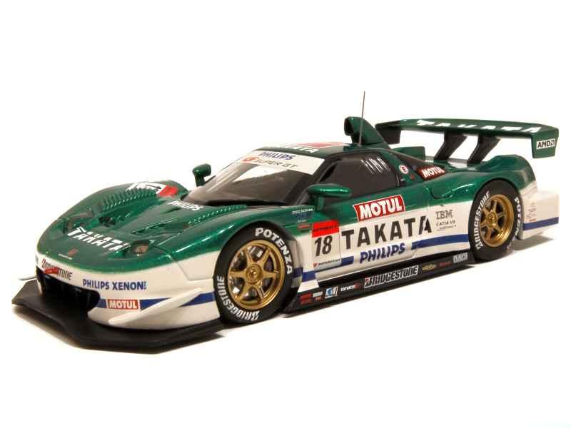 Honda - NSX Super GT500 2007 - Ebbro - 1/43 - Autos ...
