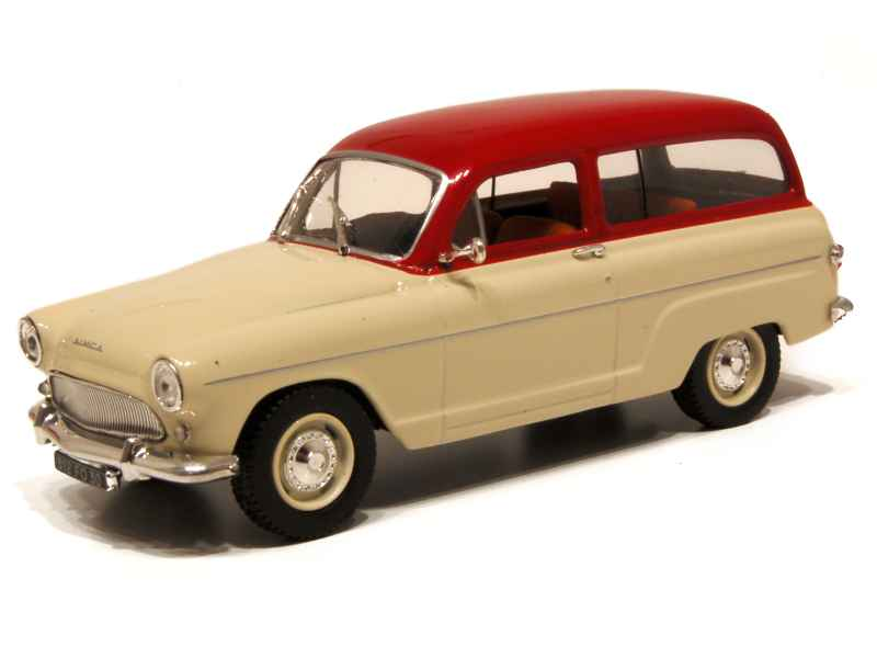 53139 Simca P60 Ranch 1961