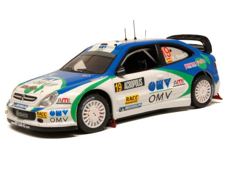 IXO - Citroën Xsara WRC Acropolis 2005 - 1 43
