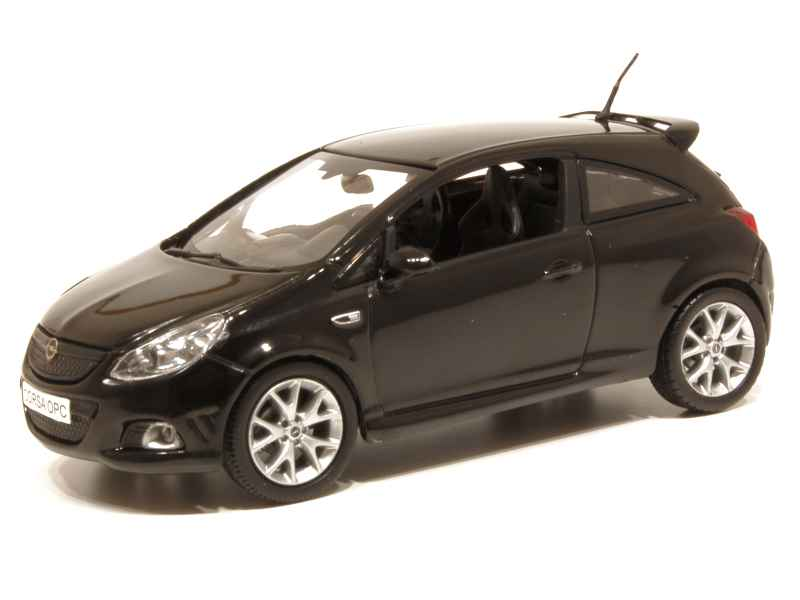 opel corsa opc 2006 norev 1 43 autos miniatures tacot. Black Bedroom Furniture Sets. Home Design Ideas