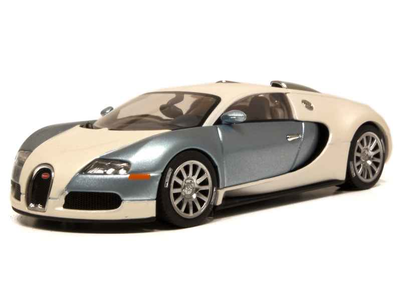 bugatti veyron 16 4 production car autoart 1 43 autos miniatures tacot. Black Bedroom Furniture Sets. Home Design Ideas