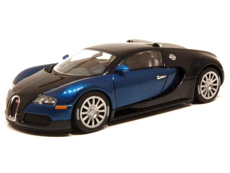 bugatti veyron 16 4 production car autoart 1 43. Black Bedroom Furniture Sets. Home Design Ideas