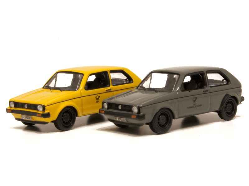 volkswagen golf i 3 doors poste bub 1 87 autos miniatures tacot. Black Bedroom Furniture Sets. Home Design Ideas