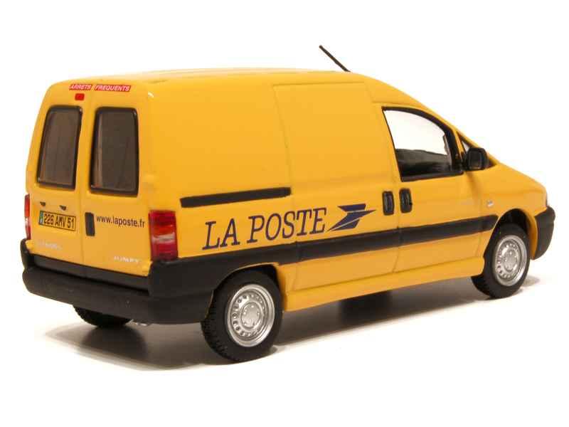citro n jumpy poste 2004 norev 1 43 autos miniatures tacot. Black Bedroom Furniture Sets. Home Design Ideas