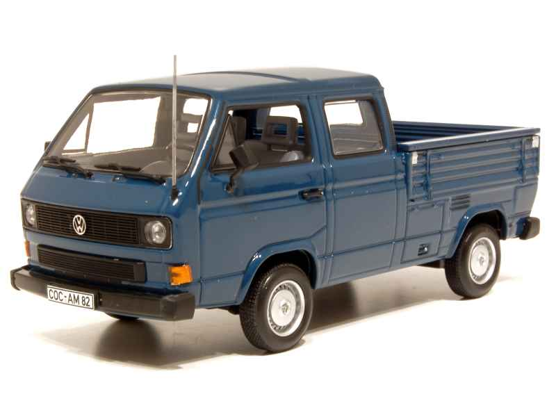 volkswagen combi t3 pick up minichamps 1 43 autos miniatures tacot. Black Bedroom Furniture Sets. Home Design Ideas