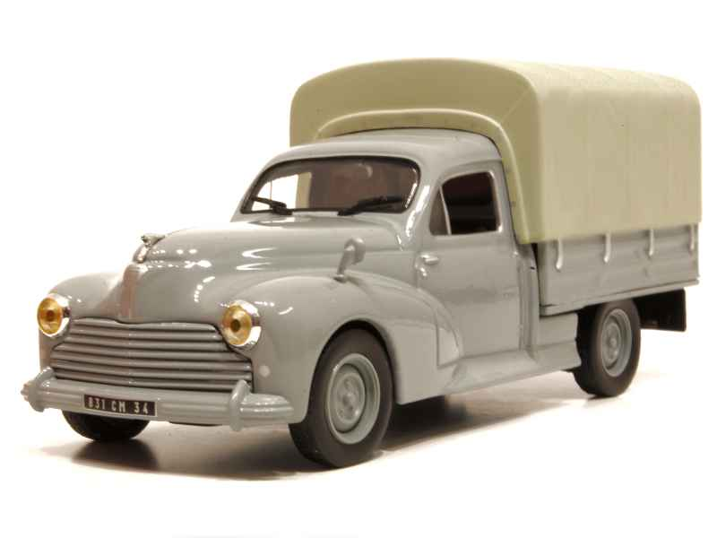 54668 Peugeot 203 Pick-Up Bâchée 1950