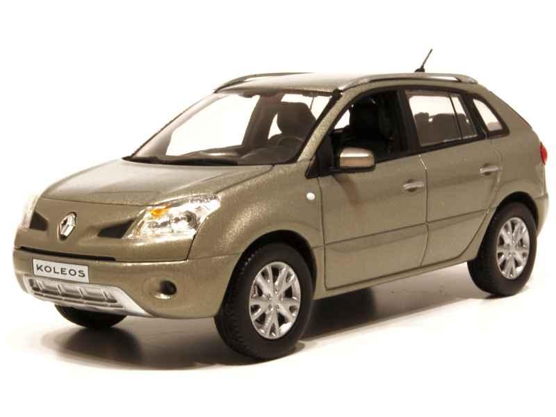 renault koleos 2008 norev 1 43 autos miniatures tacot. Black Bedroom Furniture Sets. Home Design Ideas