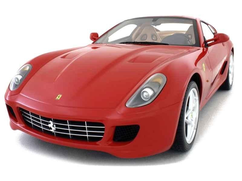 ferrari 599 gtb fiorano 2006 amalgam 1 8 autos miniatures tacot. Black Bedroom Furniture Sets. Home Design Ideas