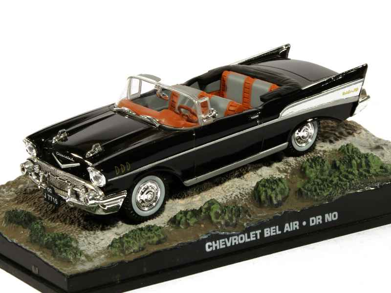 55141 Chevrolet Bel Air James Bond 007