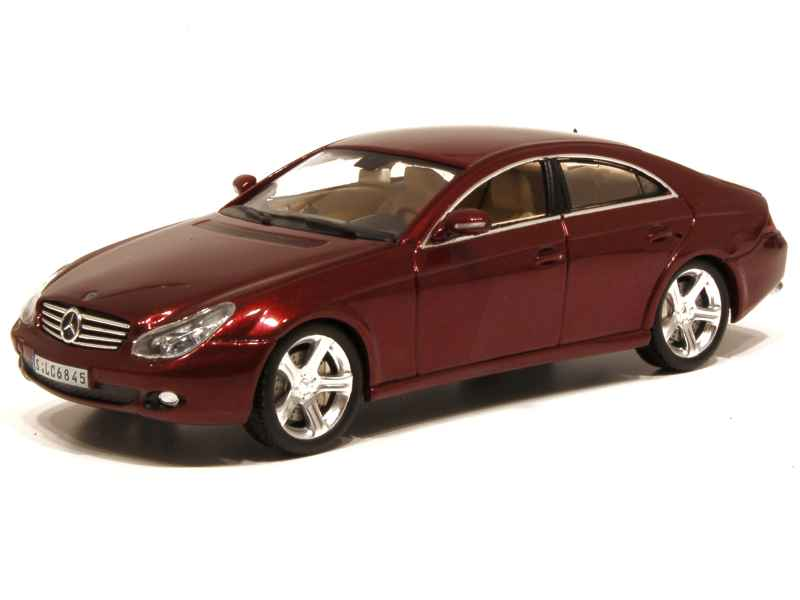 mercedes cls 320 cdi w219 2006 ixo 1 43 autos. Black Bedroom Furniture Sets. Home Design Ideas