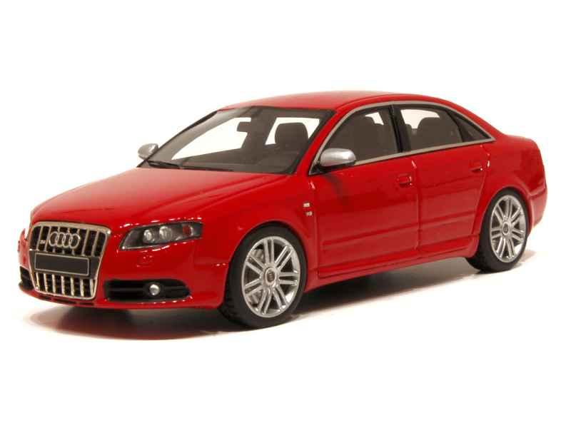 audi s4 2005 looksmart 1 43 autos miniatures tacot. Black Bedroom Furniture Sets. Home Design Ideas