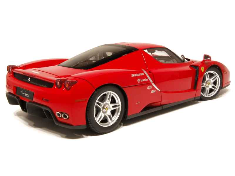 ferrari enzo test car kyosho 1 12 autos miniatures tacot. Black Bedroom Furniture Sets. Home Design Ideas