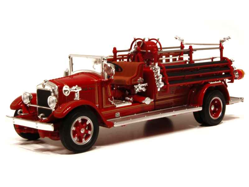55315 Divers Buffalo Type 50 Pompiers 1932