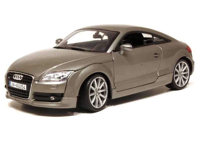 audi tt coup 2007 mondo motors 1 18 autos. Black Bedroom Furniture Sets. Home Design Ideas